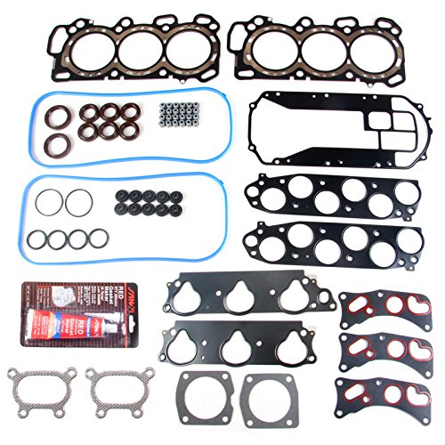 ECCPP Compatible fit for Head Gasket Set for 2003-2010 Acura MDX Honda Pilot Ridgeline Odyssey 3.5L Engine Head Gaskets Kit