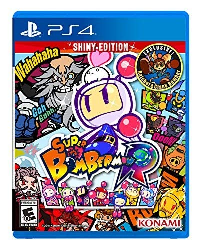 (Super Bomberman R - PlayStation 4 Shiny Edition)