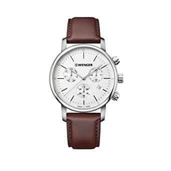 Wenger Gents Urban Classic Chrono Chronograph Watch 011743101