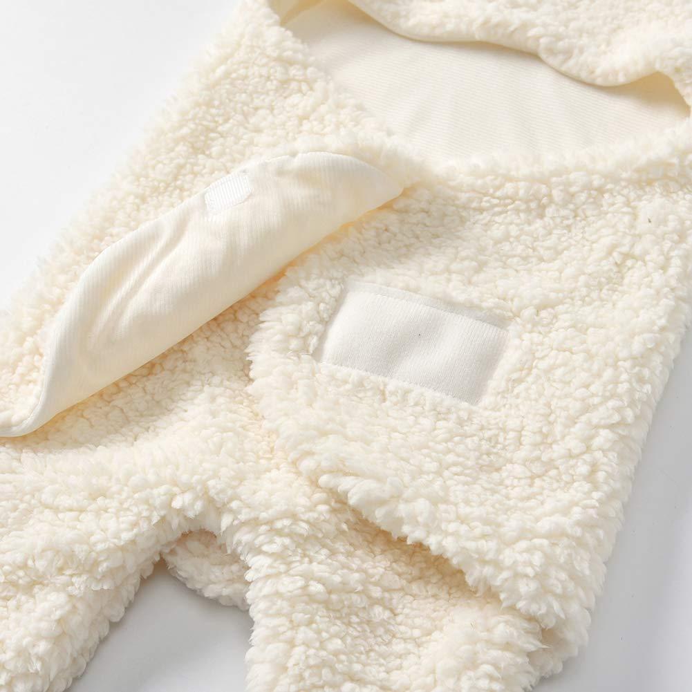 SCFEL Neugeborenes Baby erhalten Decke Neugeborene S/äuglingsfotografie Requisiten wickeln Schlafsack Kleid