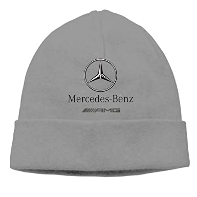 BWMEN Mercedes AMG Logo Beanie Cap Hat DeepHeather at Amazon Men s ... 4be6b5fe112
