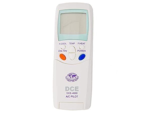 Remle Mando a distancia climatizador Aire Acondicionado DCE DICORE