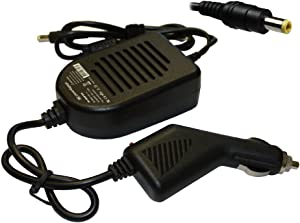 Power4Laptops DC Adapter Laptop Car Charger Compatible with Acer Aspire 5551, Acer Aspire 5551-2013, Acer Aspire 5551-2036, Acer Aspire 5551-2380, Acer Aspire 5551-2450