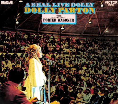 A Real Live Dolly by RCA Nashville/Legacy