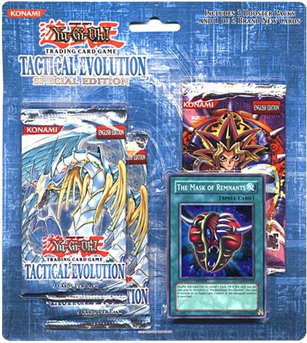 Yu-Gi-Oh! TCG Tactical Evolution Special Edition (SE) Blister (Sealed Blister Pack)