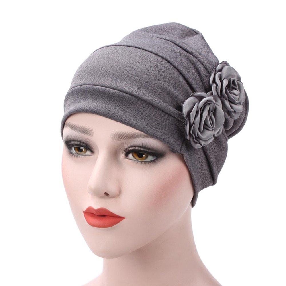 WETOO Berretto Turbante per la perdita di capelli cancro chemioterapia