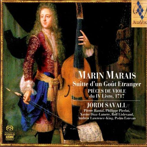 Marin Marais Suite Etranger Pi%C3%A8ces product image