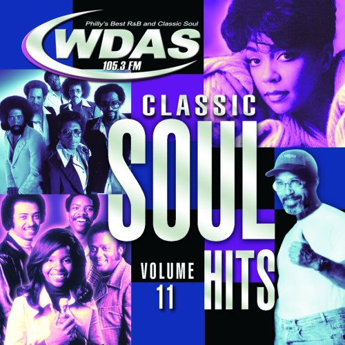 WDAS 105.3FM - Classic Soul Hits, Volume ()