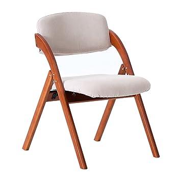 Solide Se Pliant Le Cafe Salon Des Chaises Seat Simple Dinant Bois MqUVpSz