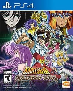 Saint Seiya Soldiers Soul (Caballeros del Zodiaco) - PlayStation 4 Standard Edition