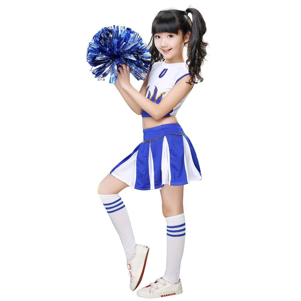 G Kids M A Dchen Cheerleader Kost U M Kinder Cheerleader Uniform