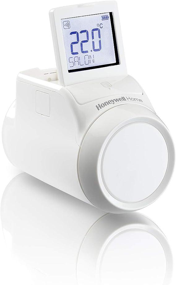 Honeywell Home evohome HR91EE Thermostat de chauffage par application et Wi-Fi Blanc