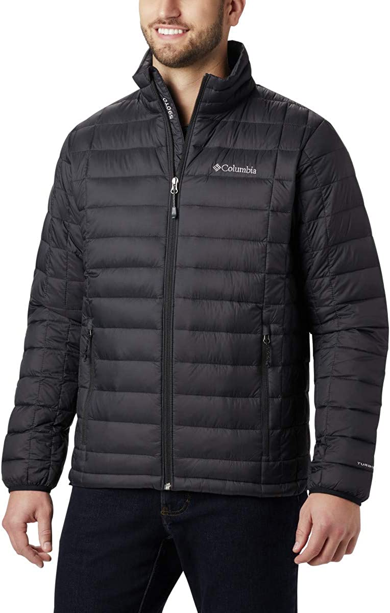 Columbia Men's Voodoo Falls 590 TurboDown Jacket, Thermal Reflective Warmth