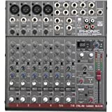 Phonic Helix Board 12 Universal 12-Input Mixer with FireWire & USB 2.0 Interfaces