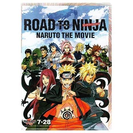 Amazon.com: Theater version NARUTO- Naruto Shippuden - ROAD ...