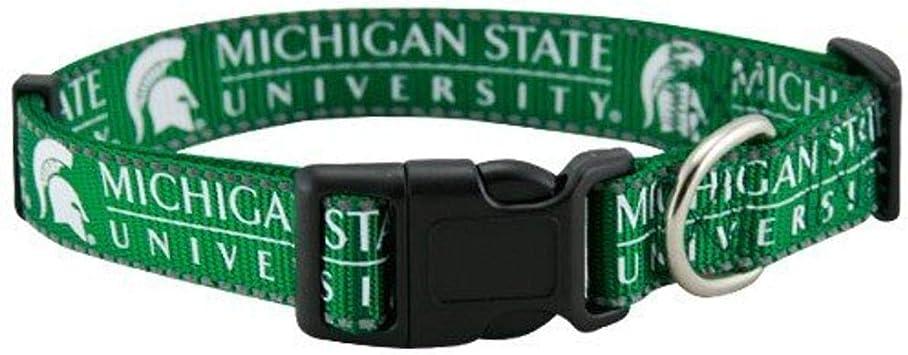 NCAA Hunter MFG Michigan State Spartans Dog Collar Small