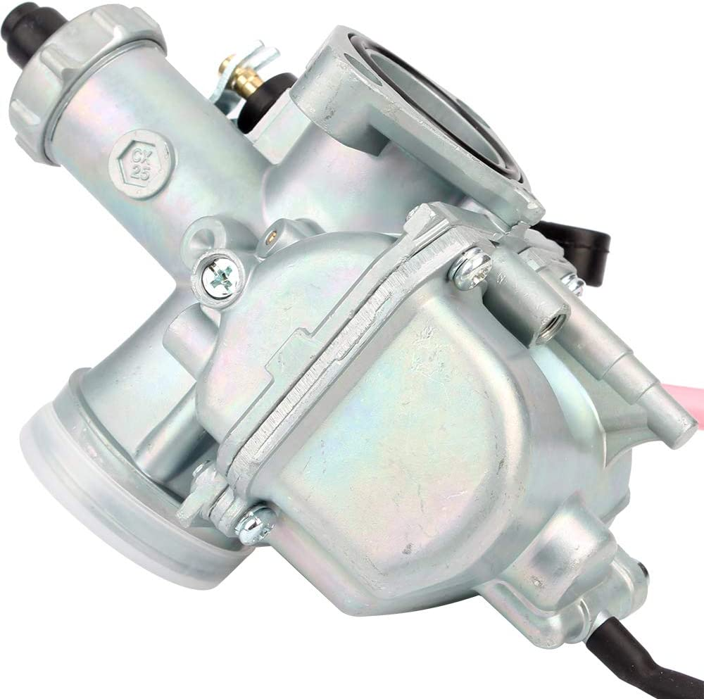 VM22 26mm Carburetor for Mikuni Intake Pipe Pit Dirt Bike 110cc 125cc 140cc Lifan YX Zongshen Pit Dirt Bike XR50 CRF70 KLX BBR Apollo Thumpstar Braaap Atomic DHZ SSR