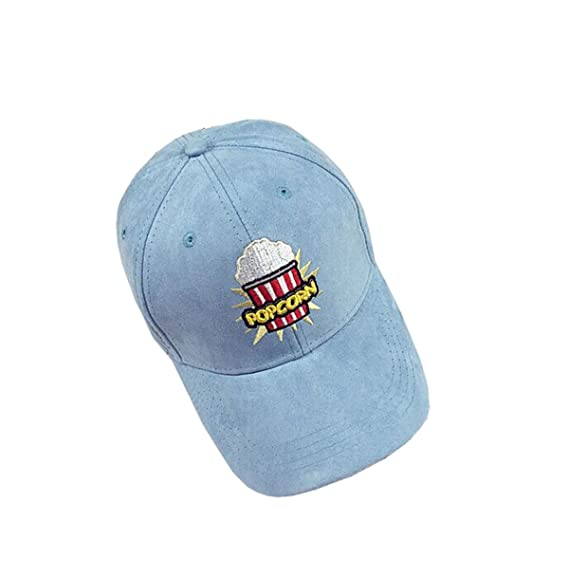 Cappello da Baseball Donna Cappellino Ragazze Sportivo Hip Hop Berretto Uomo  Danza Estivo Cotone Vintage Cap 85e8c279b26d