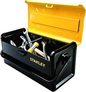 """Stanley STST19500 Big Space Metal Tool Box, 19"""""""