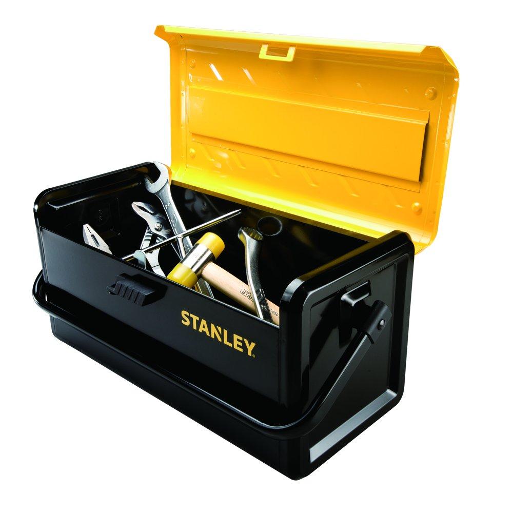 Stanley STST19500 Big Space Metal Tool Box, 19''