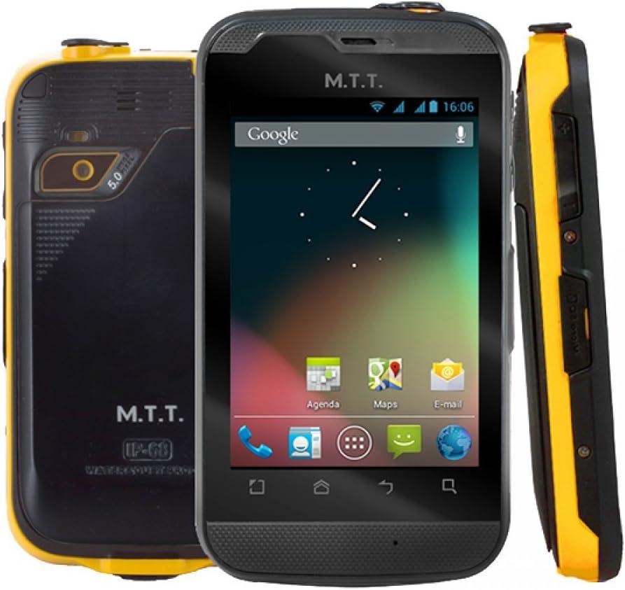 MTT SmartFun - Smartphone libre Android (pantalla 3.5