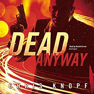 Dead Anyway Audiobook