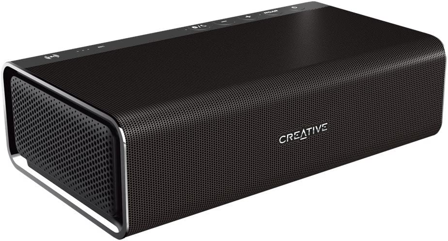 Creative Sound Blaster Roar Pro Bluetooth Wireless Speaker Bluetooth Speakers at amazon