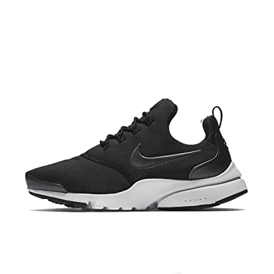 Nike Damen Presto Fly SE Schwarz Synthetik Sneaker: Amazon.de ...