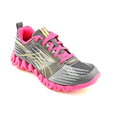 Una vez más eximir sonrojo  Reebok Zigtech Shark 3.0 EX Running Shoes: Amazon.co.uk: Shoes & Bags