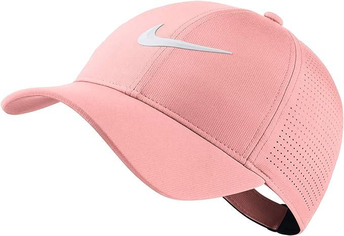 Nike 892721 Gorra de béisbol, Rosa (Rosa Claro 646), One Size ...