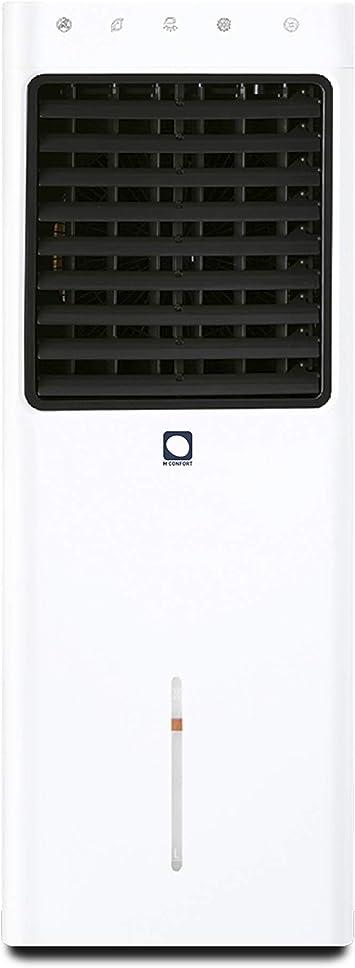 M Confort Elite 7 Climatizador Evaporativo Portátil, 58 Watts, 9 L ...