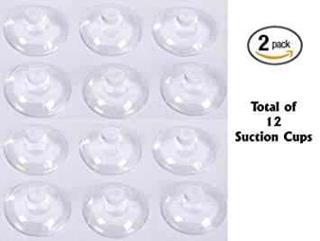 2 pack darice suction cup without hooks 20mm