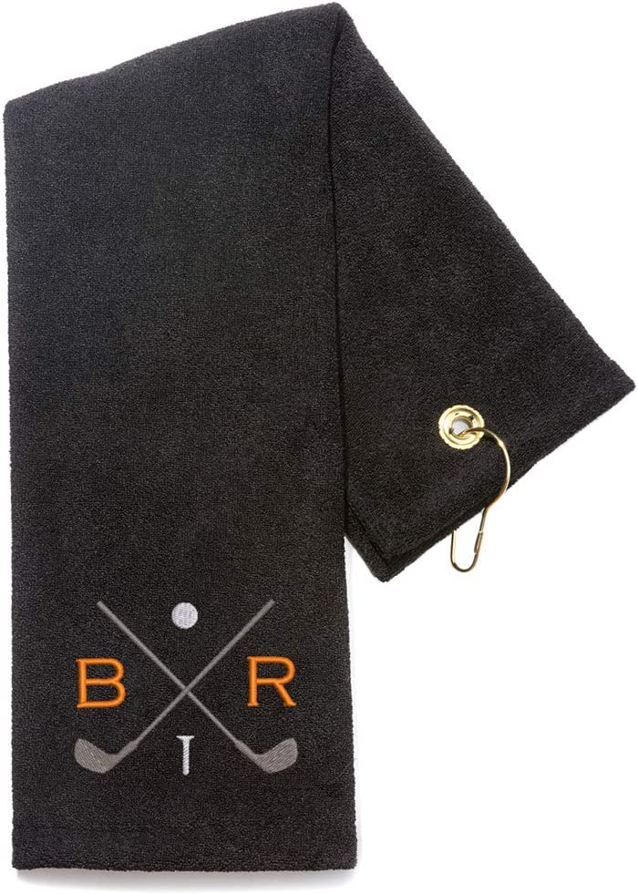 Lifetime Creations Personalized Golf Towel