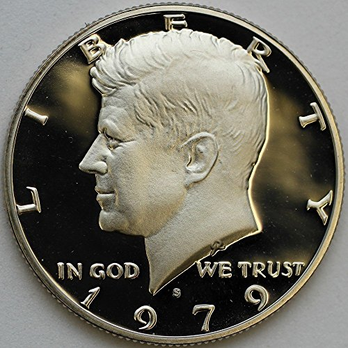 1979-S Type 2 Kennedy Half Dollar