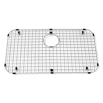 american standard 8445251400075 prevoir bottom grid 2525 inch x 1463 inch kitchen - Kitchen Sink American Standard