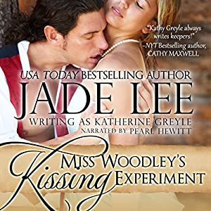 Miss Woodley's Kissing Experiment Audiobook