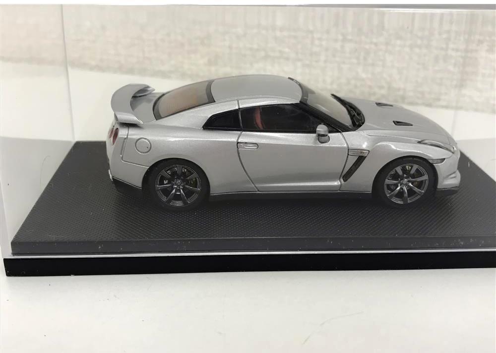EBBRO 1 43 Nissan GT-R GT-R GT-R schwarz Edition 2007 Ultimate Silver (japan import) bd1ec9