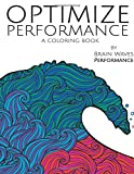 img - for Optimize Performance: A Coloring Book by Brain Waves Performance book / textbook / text book