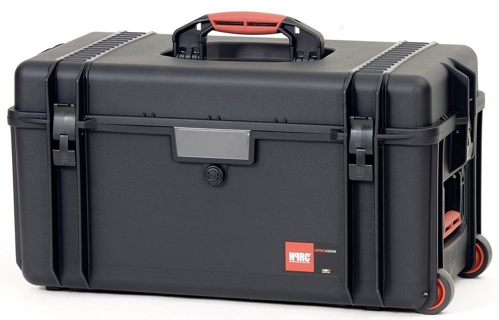 HPRC HPRC4300WEBlack 4300 Series Empty Wheeled Hard Case (Black) [並行輸入品] B01B5JNCYU