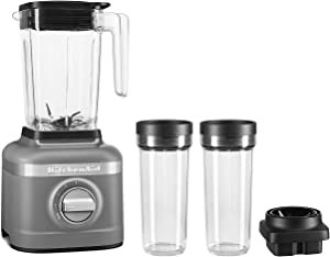 KitchenAid KSB1332YDG K150 Blender, 48 oz, Dark Grey