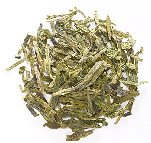 Dragon Well (Drachenbrunnentee), grüner tee aus China, auch als