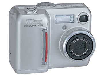 Drivers: Nikon COOLPIX 775