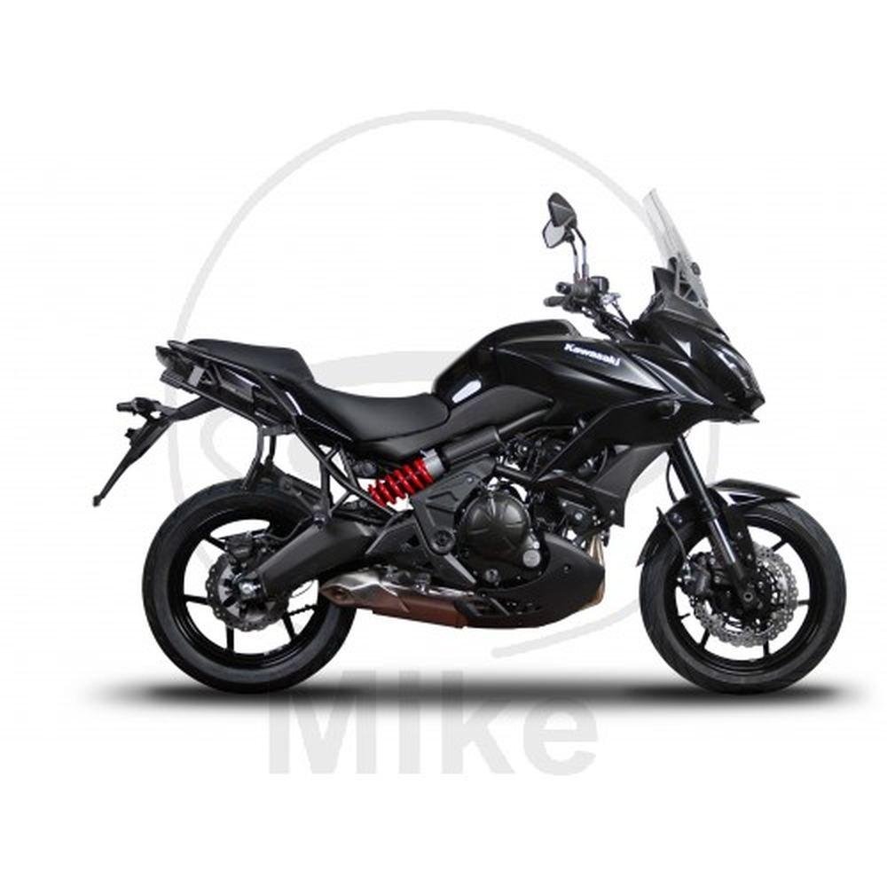 Shad K0VR65IF Soporte Maletas 3P System para Kawasaki Versys 650 Negro: Amazon.es: Coche y moto