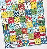 Baby Quilt Dr Seuss Patchwork Handmade