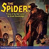 The Spider #11: Prince of the Red Looters | Grant Stockbridge