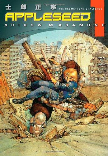 Appleseed Book 1 The Promethean Challenge Masamune Shirow Masamune Shirow 9781593076917 Amazon Com Books