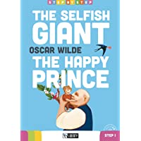 The selfish giant-The happy prince. Con CD Audio [Lingua inglese]