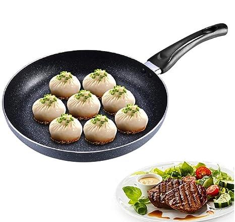 MAIFENGLE Sartén Sartenes Antiadherentes Induccion,Sartén de 26cm para Todo Tipo de cocinas Incluido con