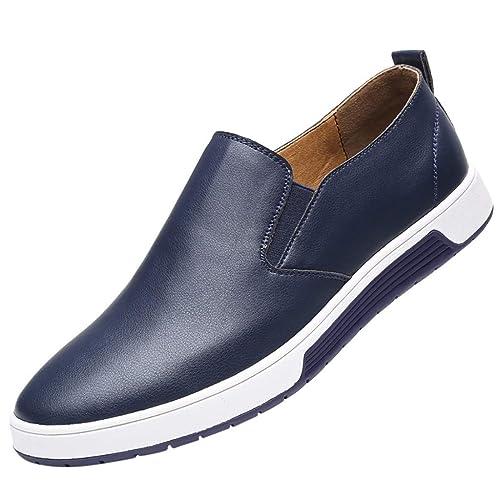 pretty nice 58820 fa478 FNKDOR Schuhe Übergroße Größe (37-49) Herren Geschäft ...