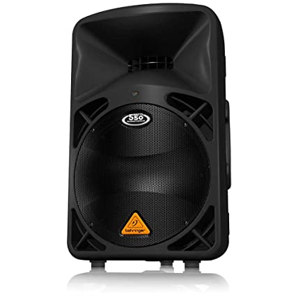 Behringer EUROLIVE B312D Active 550-Watt 2-Way PA Speaker System with 12-